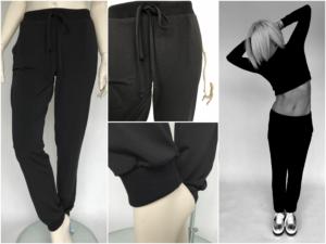 Spodnie / Trousers BOWERY 5 – 350 pln / 90 €
