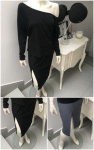 Spódnica BOWERY krótka - 250 PLN