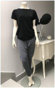T-shirt BOWERY nr 2 - 250 PLN, Spodnie BOWERY nr 2 - 350 PLN
