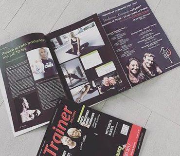 Nowy numer magazynu Trainer, już w sprzedaży!