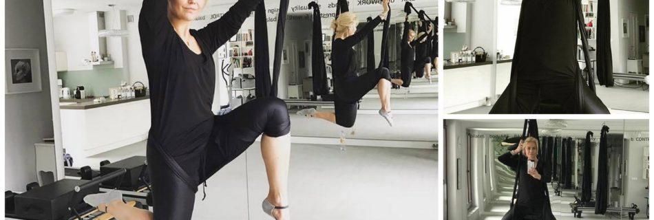 Fly wellness yoga – po Świętach w grafiku naszych zajęć.