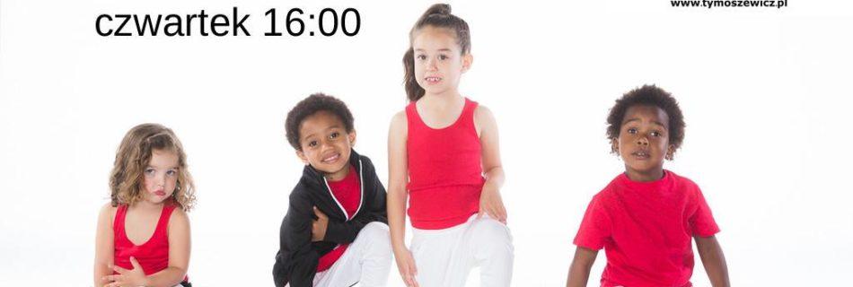 Taniec dla dzieci